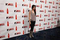 Selena Gomez Z100 Coca Colas all access lounge pre show in New York City December 10, 2010