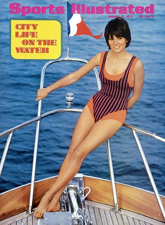 1972 Sports Illustrated Swimsuit Cover