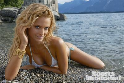 Kate Bock in a bikini