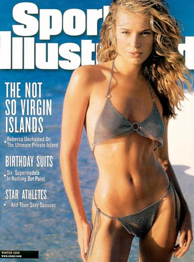 1999 Sports Illustrated Swimsuit Edition Cover