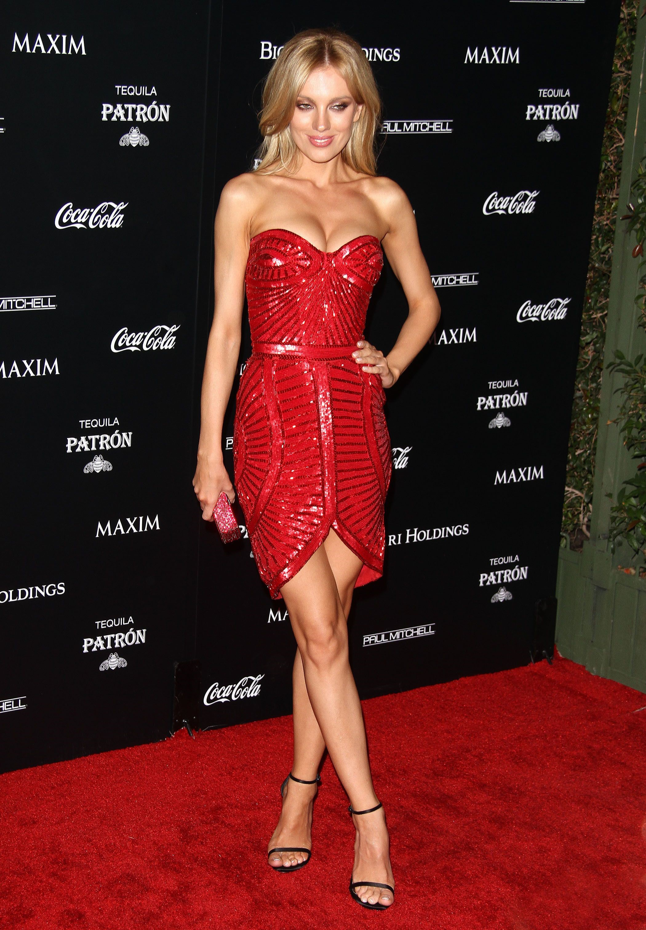 Bar Paly Maxim's Hot 100 Women Of 2014 Celebration June 10th, 2014