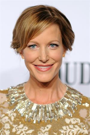 Anna Gunn at 68th Annual Tony Awards at Radio City Music Hall June 8, 2014