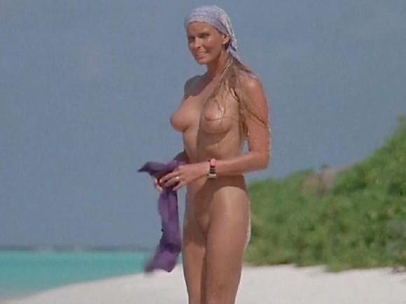 Bo derek topless