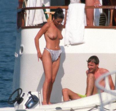 Catherine Zeta Jones - breasts