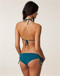 Johanna Lundback in a bikini - ass