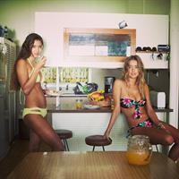Tanya Smart in a bikini
