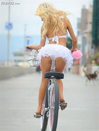 Courtney Stodden in a bikini - ass
