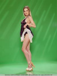 Candice B Snezhka in lingerie