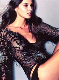 Aurelie Claudel in lingerie