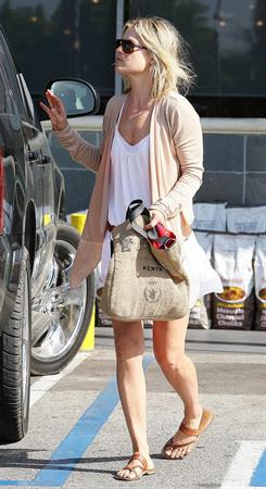Ali Larter picture was taken August 30, 2012 at Whole Foods Market in West Hollywood