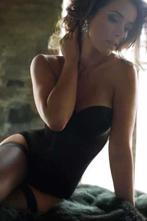Abigail Spencer in lingerie
