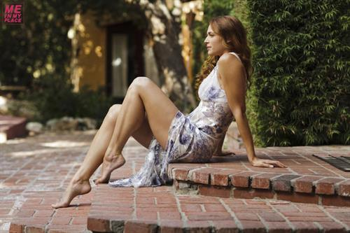 Amanda Righetti - Me in My Place