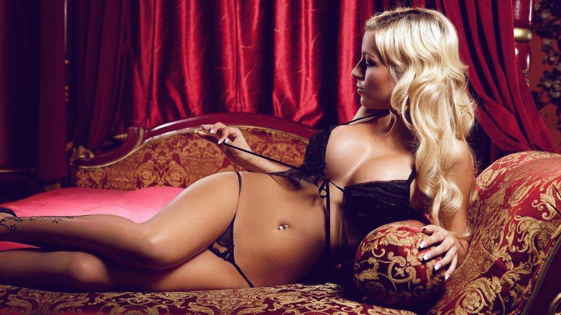 Mandy Wenzel in a bikini