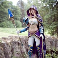 Natasha Firsakova as Jaina Proudmoore