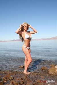 Gisele in a bikini