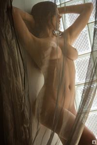 Jamie Graham in a Playboy photoshoot