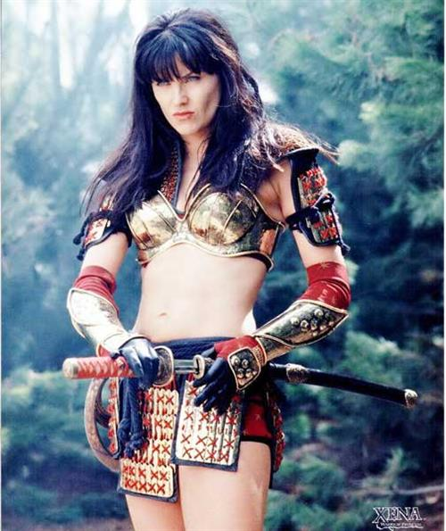 Lucy Lawless