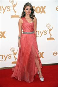 Sarah Hyland at the Emmys