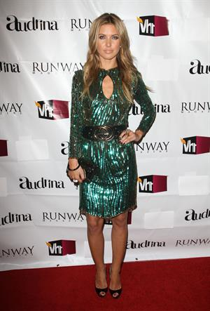 Audrina Patridge at the VH1 Runway Magazines Spring Kick Off Event March 23, 2011