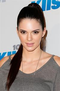 Kendall Jenner KIIS FM 2012 Jingle Ball @ Nokia Theatre in LA 12/3/12