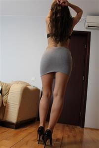 Tight Skirt and Heels