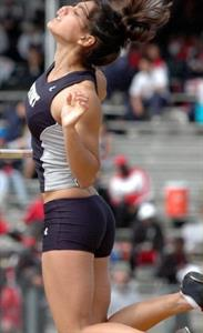 Allison Stokke - ass