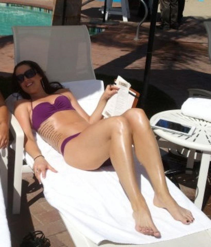 Cassandra in a bikini