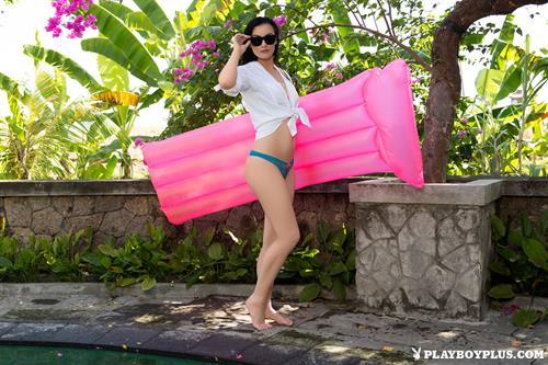 Playboy Cybergirl - Skylar Leigh Nude Photos & Videos at Playboy Plus!
