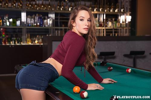 Playboy Cybergirl - Scarlett Rose Nude Photos & Videos at Playboy Plus!