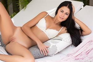 Playboy Cybergirl: Pamela Anne Gordon Nude Photos & Videos at Playboy Plus!