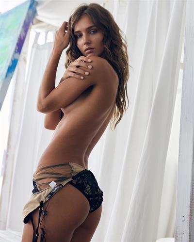 Rachel Cook in a bikini - ass