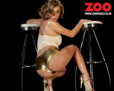Keeley Hazell - ass