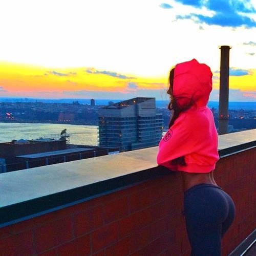Jen Selter in Yoga Pants - ass
