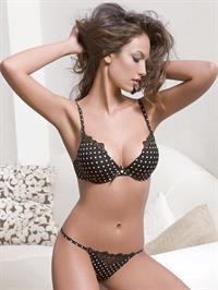 Mădălina Diana Ghenea in lingerie