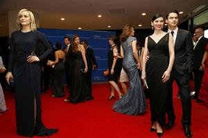 100th Annual White House Correspondents' Association Dinner, Washington D.C., May 3, 2014