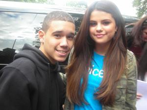 Selena Gomez - Global Citizen Festival in NYC September 29, 2012