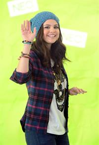 Selena Gomez Adidas NEO news conference in Los Angeles 11/20/12