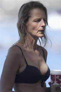 Helen Hunt in a bikini