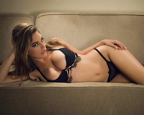 Kelly Brook in lingerie
