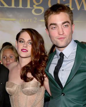 Kristen Stewart Breaking Dawn 2 premiere in LA 11/12/12