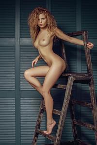 Julia Yaroshenko by Boris Bugaev