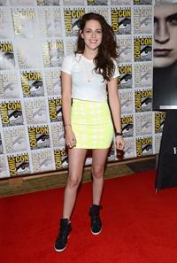 Kristen Stewart -  The Twilight Saga: Breaking Dawn - Part 2  Comic-Con Press Conference in San Diego (12 Jul 2012)
