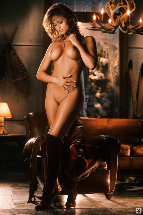 karen mcdougal topless
