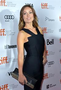 Olivia Wilde  Rush  Premiere at the Toronto Film Festival - September 8, 2013