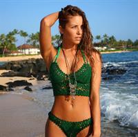 Sierra Skye in a bikini