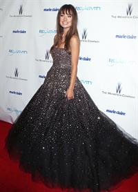 Olivia Wilde Weinstein Company and Relativity Media Golden Globe after party December 16, 2011