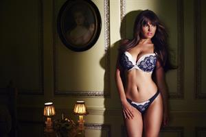 Kelly Brook - Photoshoot For New Look Lingerie In Fabulous Magazine January 2013