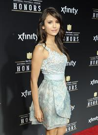 Nina Dobrev 2nd Annual NFL Honors, Feb 2, 2013