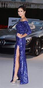Nina Dobrev AMFAR Cinema Against AIDS Benefit Cannes May 5, 2012
