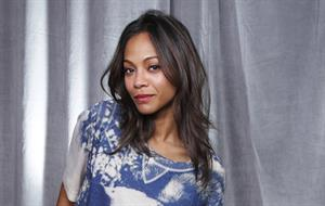 Zoe Saldana   The Words  Portraits at the 2012 Sundance Film Festival January 26, 2012